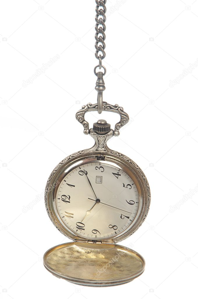 hanging pocket watch � stock photo 169 dyoma2 2344381