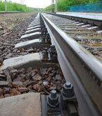 Järnvägen — Stockfoto