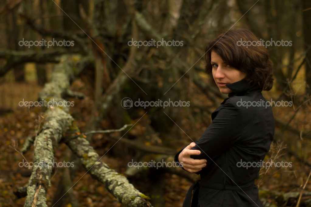 Girl — Stock Photo #1020854