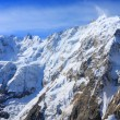 Stock Photo: Mountaintop Dykh-tau