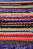 Knitted fabric — Photo