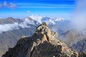 頂上からの眺め — ストック写真