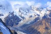 High mountains landscape — Stock Photo