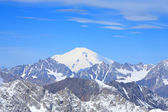 Mount Elbrus — Stock Photo