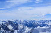 Peaks of the Caucasus — Stock Photo