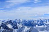 Peaks of the Caucasus — Stock Photo