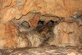 Karst cave — Stock Photo