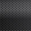 Honeycomb metal cells. — Stock Photo #1097581
