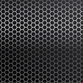 Honeycomb metal cells. — Stock Photo