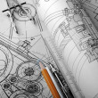 Sketch — Stock Photo #1014923