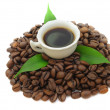 Foto de Stock  : Coffee