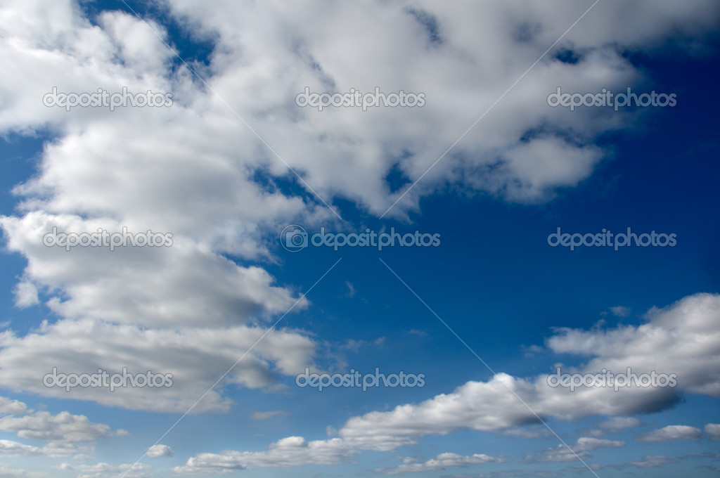 Sky background — Stock Photo #1097078