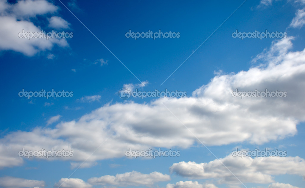 Sky background — Foto Stock #1097083