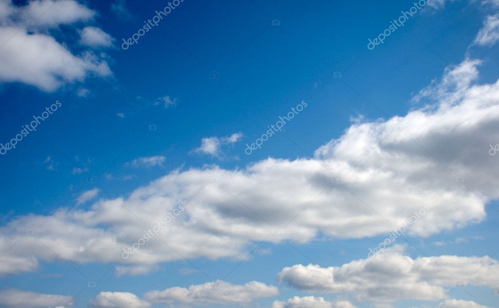 Sky background  Foto de Stock   #1097083