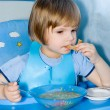 Child eat — Foto Stock #1018766
