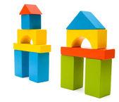Toy blocks — Stock Photo