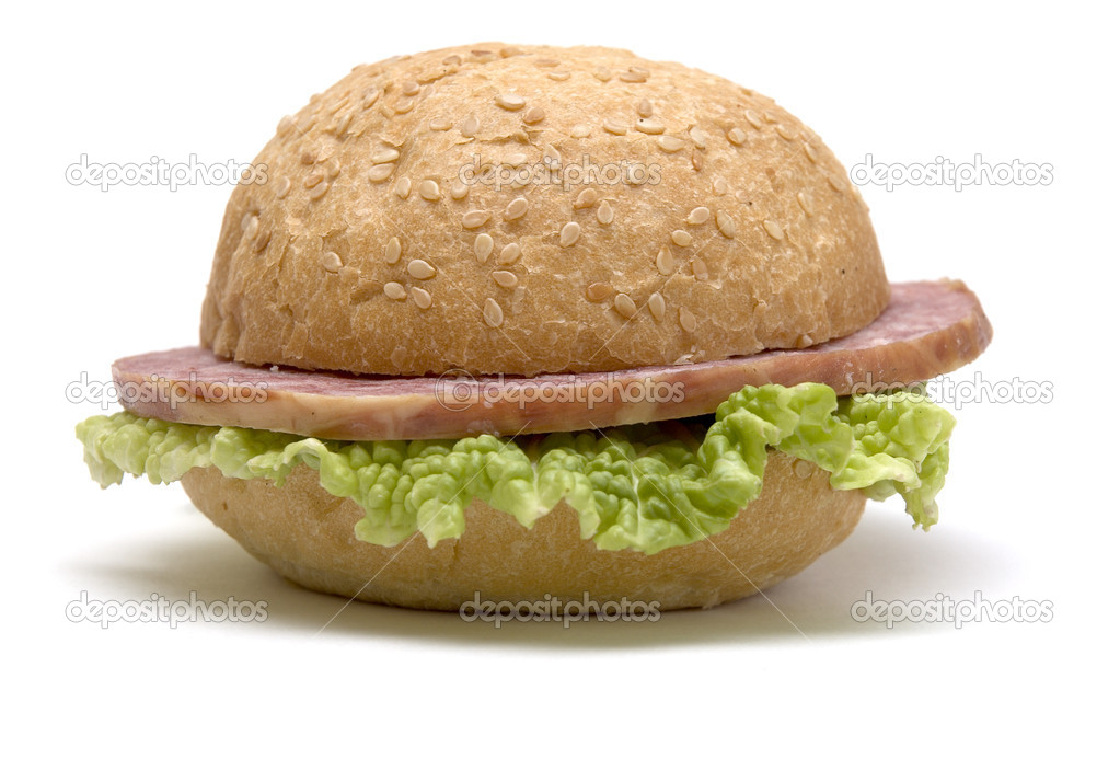 Sandwich — Stock Photo #1017513