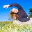 Yoga — Stock Photo #1020106