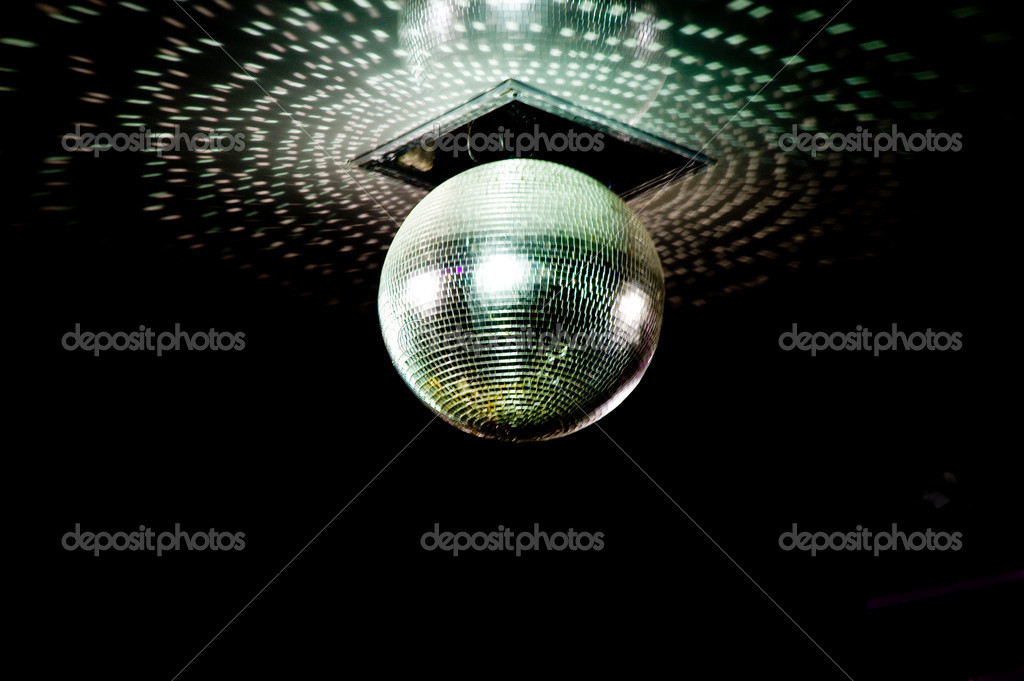 Mirrorball — Stock Photo #1021070