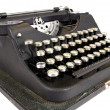 Typewriter — Stock Photo #1084043