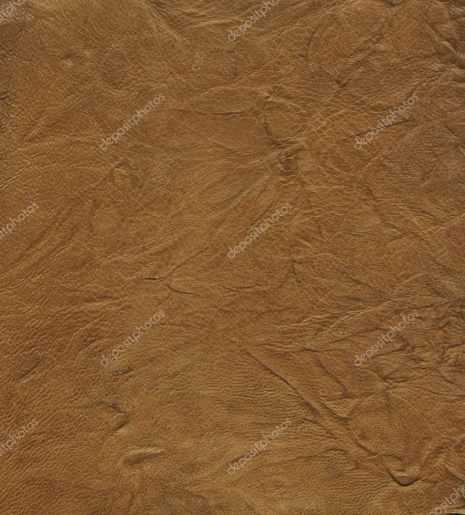 Brown leather background. For you design — Стоковая фотография #1029304