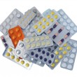 Stock Photo: Medications