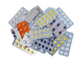 Medications — Stock Photo