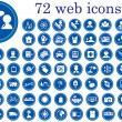 Royalty-Free Stock Imagen vectorial: Website & Internet Icons