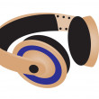 Royalty-Free Stock Vector Image: Headphone