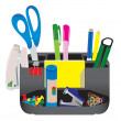 Royalty-Free Stock Imagen vectorial: Office tools