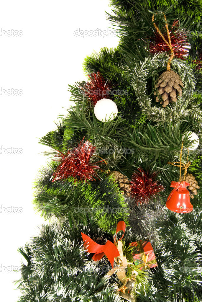 Christmas decorations — Stock Photo #1022403