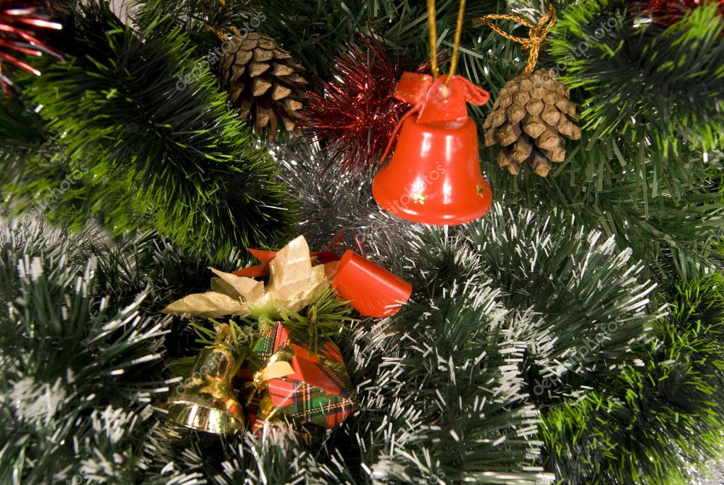 christmas decorations — Stock Photo #1022455