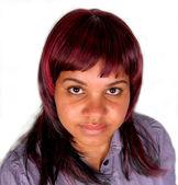 Garota negra — Foto Stock