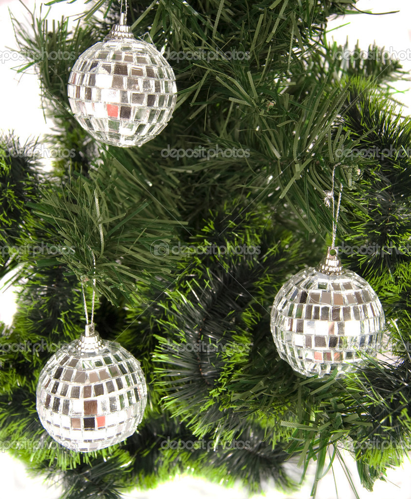 Christmas decorations — Stock Photo #1098687