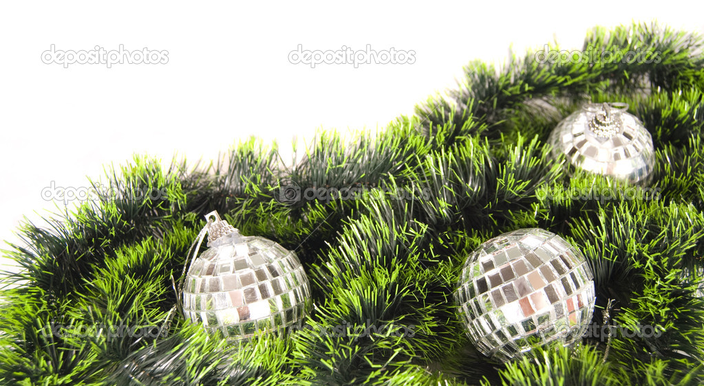 Christmas decorations — Stock Photo #1098711