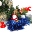 Christmas decorations — Stock Photo #1107285