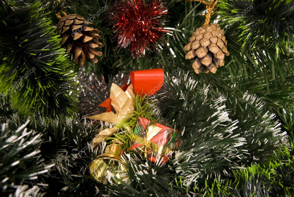 Christmas still life — Foto Stock #1100510