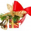 Christmas still life — Stockfoto #1123466