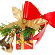 Christmas still life — Stock Photo #1123466