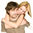 Stock Photo: Couples portrait