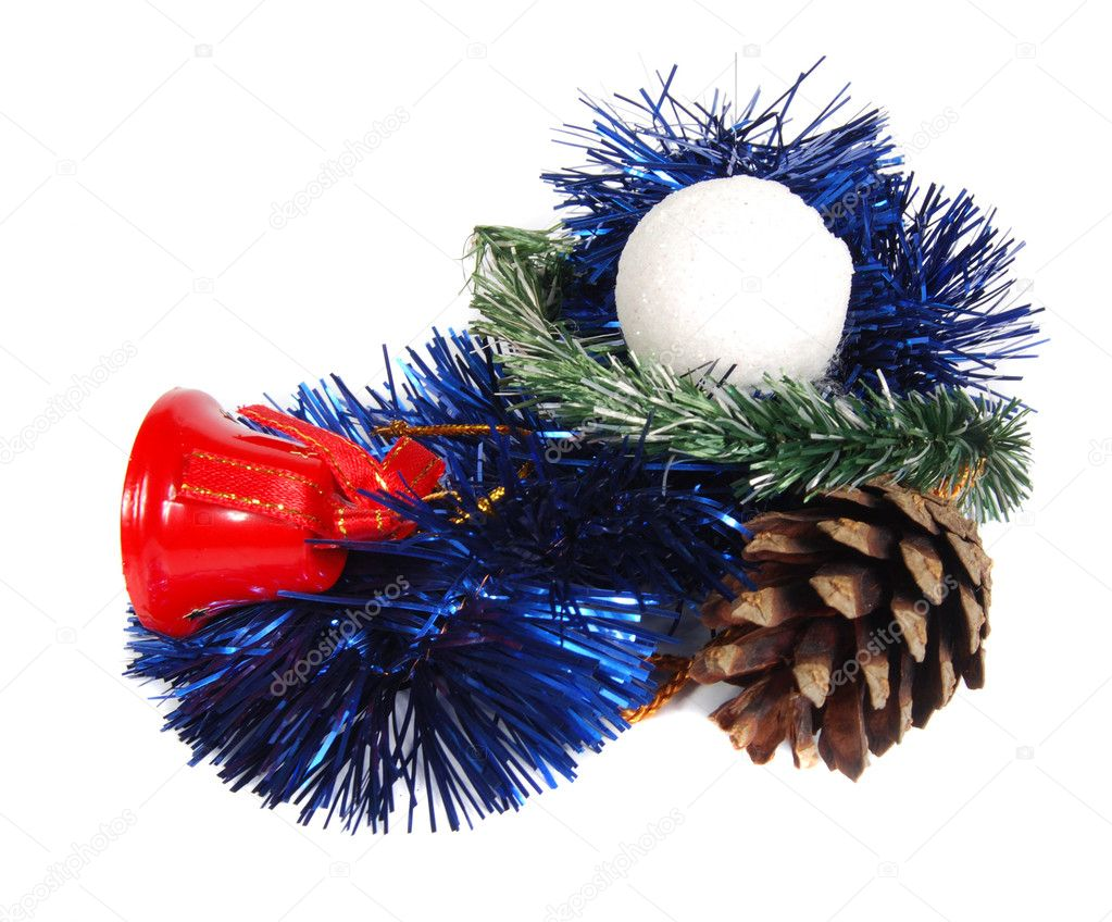 Christmas still life  Stock Photo #1123485