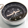 Compass on a white background — Stock Photo #1020010