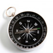 Compass on a white background — Stock Photo