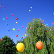 Royalty-Free Stock Photo: Balloons
