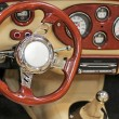 Steering-wheel — Stock Photo