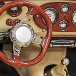 Steering-wheel — Stock Photo #1022630