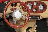 Steering-wheel — Stock Photo