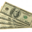 Royalty-Free Stock Photo: Dollars