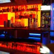 A stylish night bar with contemporary de — Stok fotoğraf #1025663
