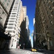 Stock Photo: Classical NY, Broadway st, Manhattan